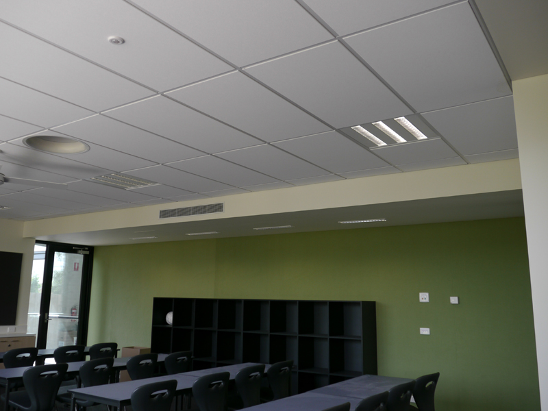 Innovative Classroom Lighting : Sonic lighting